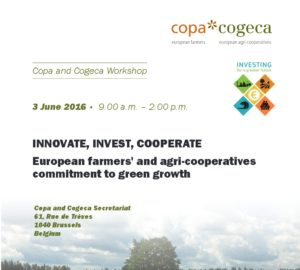 Program Workshop Copa Cogeca 2016