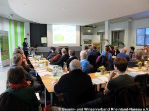 """Workshop """"Was blüht denn da?"""", Bernkastel-Kues 10.02.2017"""